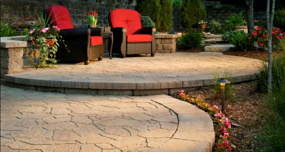 Outdoor Living, Belgard Pavers, Urbana
